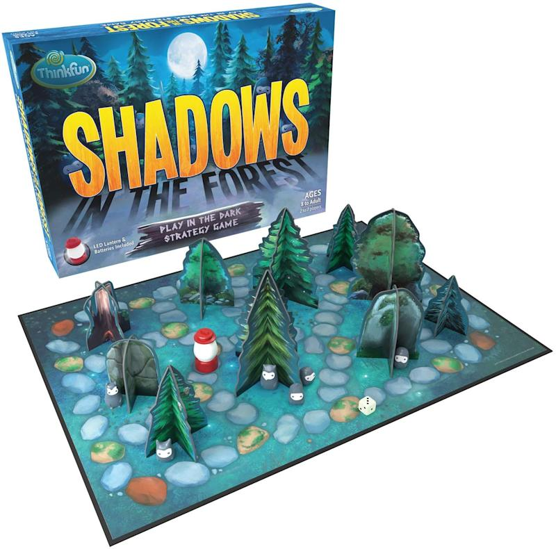 Shadows in the Forest Game