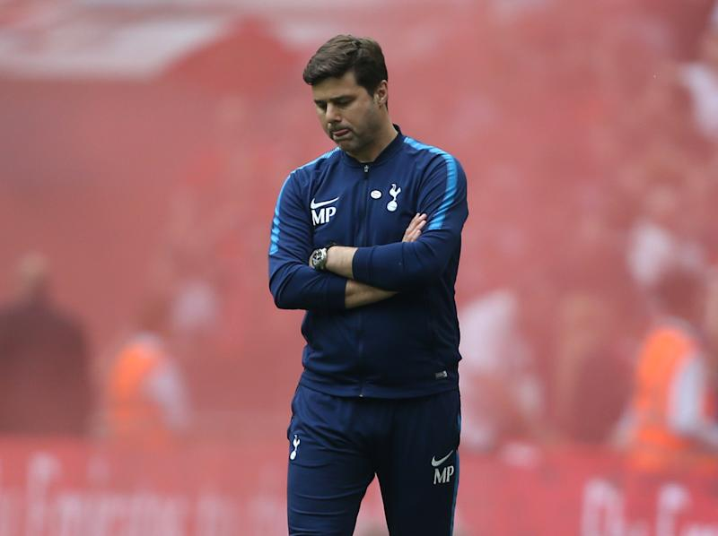 Mauricio Pochettino's side failed to deliver in a semi-final once again: Getty