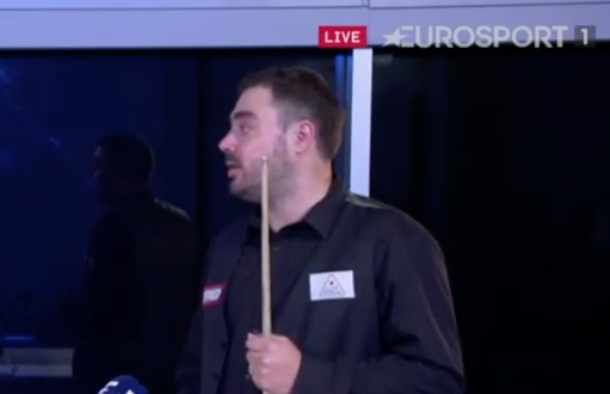 Maflin missed out on a magical Crucible 147 but hopes his win over David Gilbert can inspire the next generation of Norwegian talent