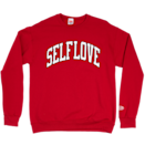 """<p><strong>Petals and Peacocks</strong></p><p>Petals and Peacocks </p><p><strong>$58.00</strong></p><p><a href=""""https://petalsandpeacocks.com/collections/view-all/products/self-love-sweatshirt-in-red"""" rel=""""nofollow noopener"""" target=""""_blank"""" data-ylk=""""slk:Shop Now"""" class=""""link rapid-noclick-resp"""">Shop Now</a></p><p>Also known as, the best type of love. </p>"""