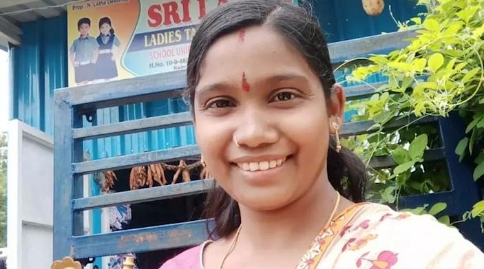 Latha Nadukuda, a resident of Nizamabad is an inspiration for many young women in rural areas   Image credit: Hans India