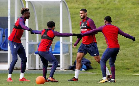 <span>Loftus-Cheek will start for England against Germany</span> <span>Credit: Action Images </span>