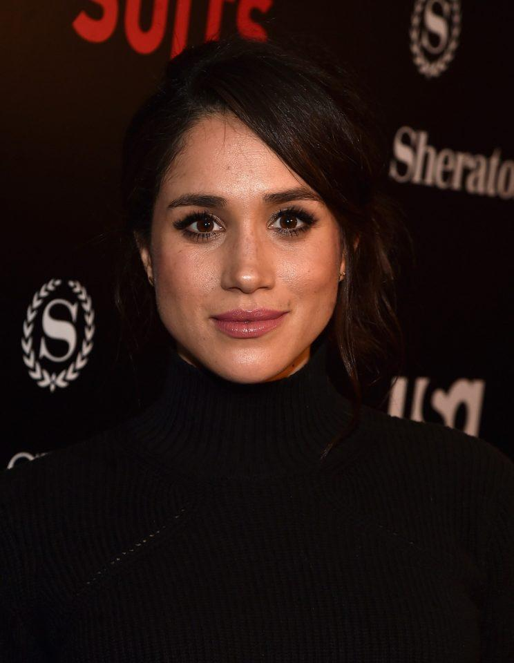 Meghan Markle refuses to be quiet when it comes to racism [Photo: Getty]