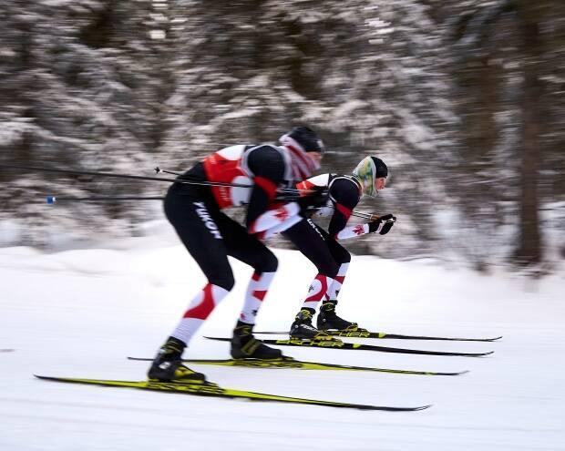 Cross country ski trials for the 2020 Arctic Winter Games occurred Dec. 15, 2019, on Mount McIntyre in Whitehorse.