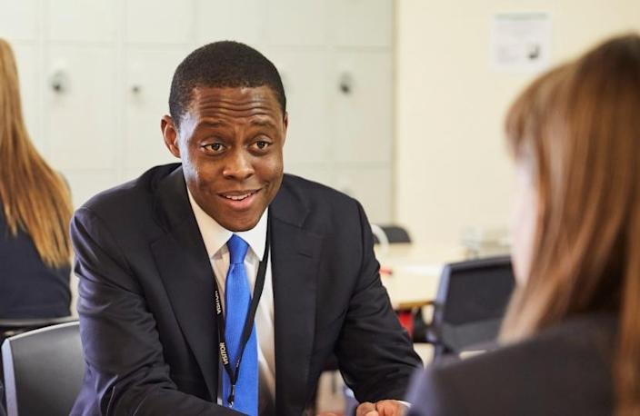 Bim Afolami, Conservative MP for Hitchen and Harpenden, wants the government to make major investments in SMEs. (Bimafolami.co.uk)