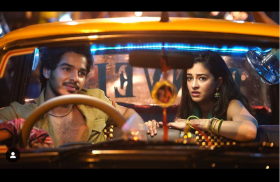 'Khaali Peeli': Ishaan Khatter shares first glimpse from his upcoming movie