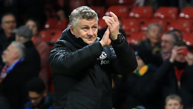 The Norwegian has asked his side to remember the famous fightback they pulled off last year when he was still the club's interim manager