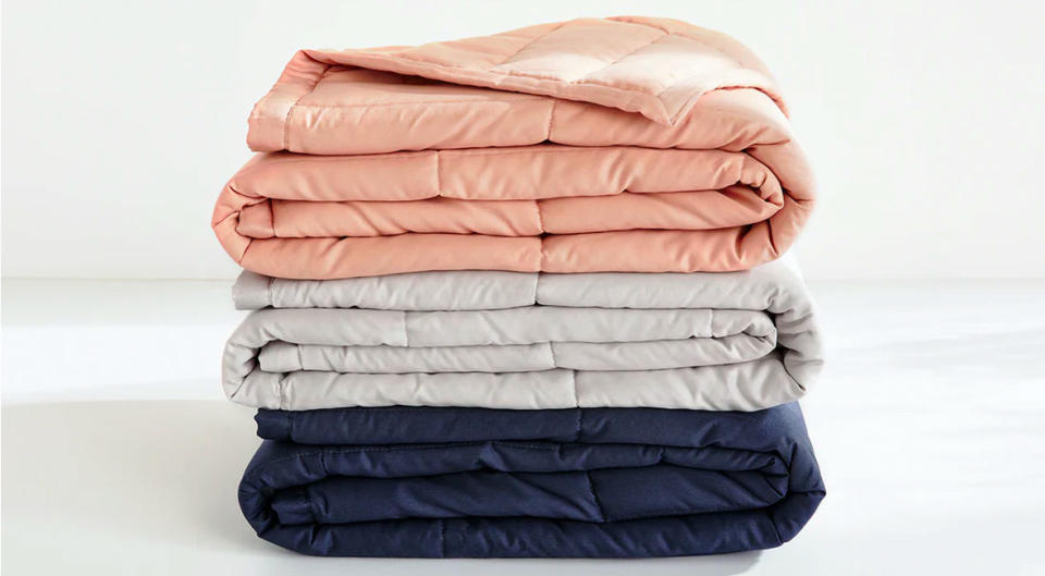 Casper Weighted Blanket: 10 percent off. (Photo: Casper)