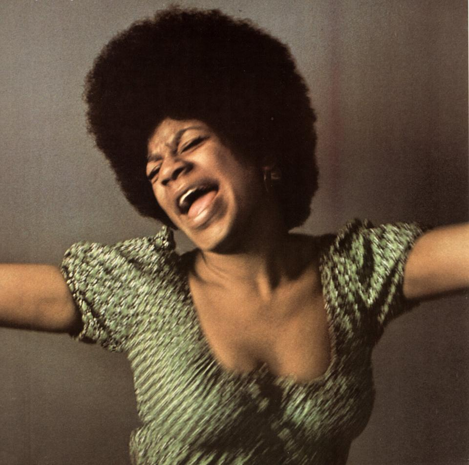 Merry Clayton, 1970s  (Photo: GAB Archive/Redferns)