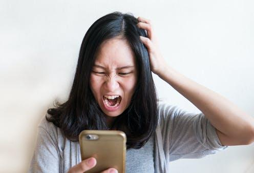"""<span class=""""attribution""""><a class=""""link rapid-noclick-resp"""" href=""""https://www.shutterstock.com/image-photo/facial-expression-female-teenager-screaming-while-564380758"""" rel=""""nofollow noopener"""" target=""""_blank"""" data-ylk=""""slk:Shutterstock/LukyToky"""">Shutterstock/LukyToky</a></span>"""