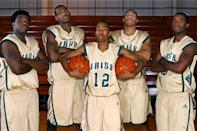 """<p>Follow the journey of basketball superstar LeBron James and his four teammates as they go through the highs and lows of high school basketball. Eventually, James gets his start, making it out of Ohio and into the big leagues.</p> <p><a href=""""http://www.hulu.com/movie/more-than-a-game-1e24671a-8ab6-4ad0-897d-b8d1cde977af"""" class=""""link rapid-noclick-resp"""" rel=""""nofollow noopener"""" target=""""_blank"""" data-ylk=""""slk:Watch More Than a Game on Hulu."""">Watch <strong>More Than a Game</strong> on Hulu.</a></p>"""