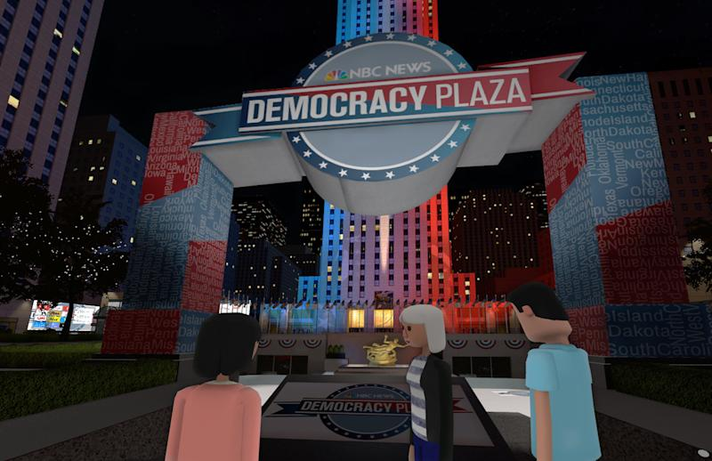 For the first time, you will be able to stream the Presidential Debates in VR