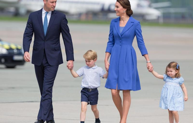 The Duchess is already mum mother to Prince George and Princess Charlotte. Source: Getty