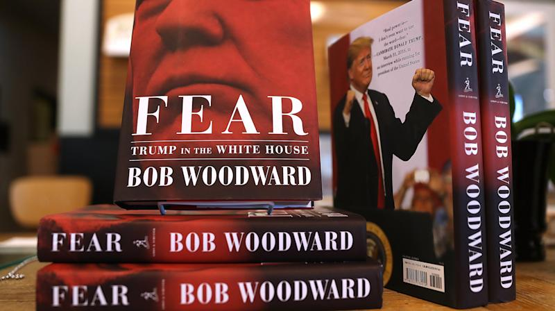 Journalist Bob Woodward is standing by his reporting so ardently that he's