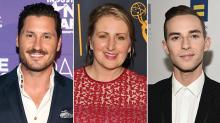 DWTS: Juniors: Adam Rippon, Mandy Moore and Val Chmerkovskiy to Judge