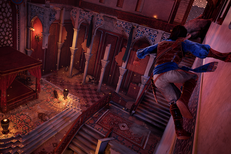 Get ready for some classic wall-running - Prince of Persia: Sands of Time is getting a remake: Ubisoft
