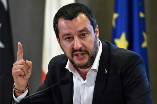 Italian Interior Minister  Matteo Salvini has marked the first 100 days of Prime Minister Giuseppe Conte's government