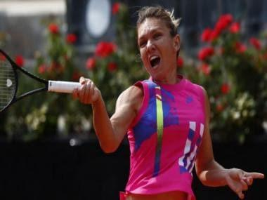 Italian Open 2020: Simona Halep reaches Rome semi-finals after Yulia Putintseva retires