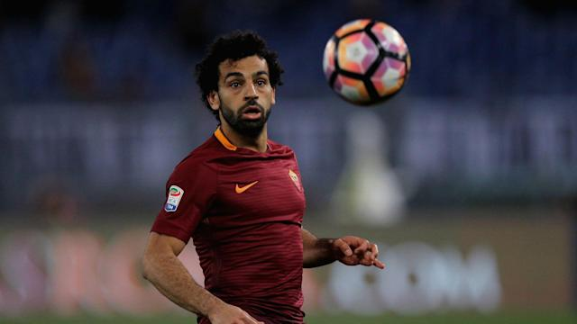 Mohamed Salah hit a second-half brace as Roma cruised to a 4-1 win over Pescara, who will return to Serie B next season.