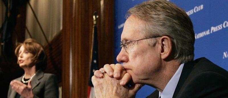 Harry Reid's Alma Matter Dumps His Name From Building