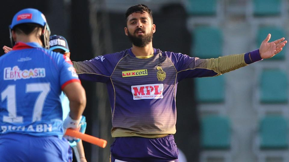 Varun Chakravarthy has been Kolkata Knight Riders' leading wicket-taker with 17 wickets in IPL 2020, including the only five-wicket haul of this season, yet.
