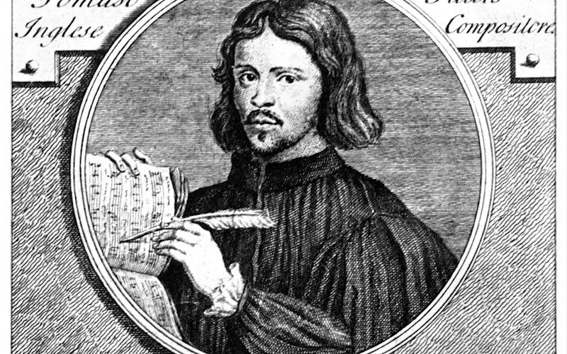Thomas Tallis, who was an English composer  - Credit:  Universal Images Group