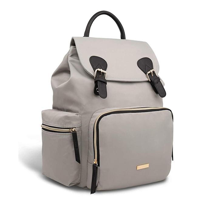 <p>Whether you wear it as a backpack, handbag, a shoulder bag, or crossbody bag, this <span>Vogshow Waterproof Diaper Bag</span> ($42, originally $65) will deliver style and comfort.</p>