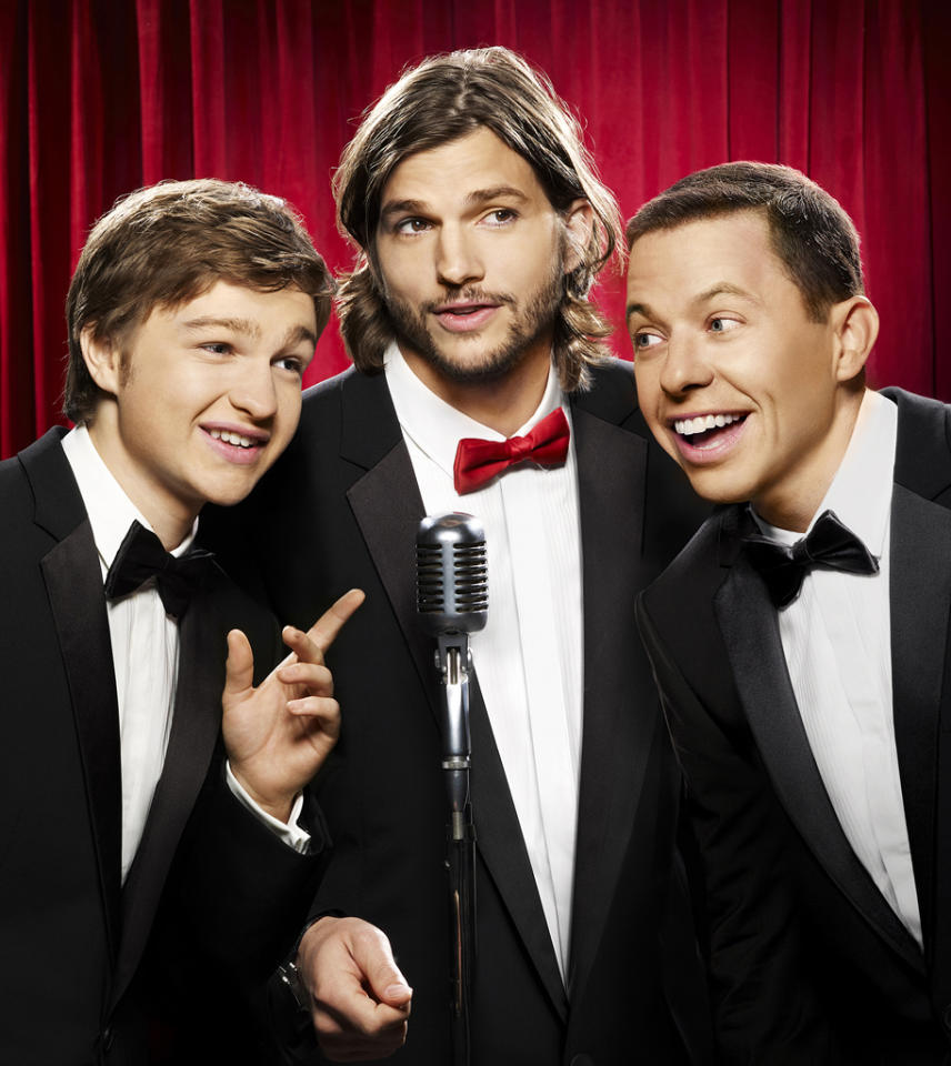 "<b>""Two and a Half Men"" (CBS)</b>"