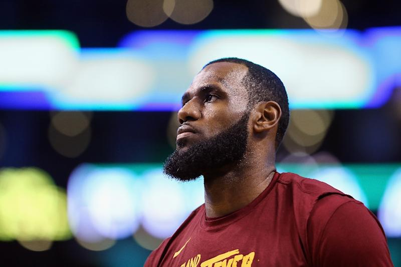 Lebron Living The Moment But Eyes Nba Talent Options