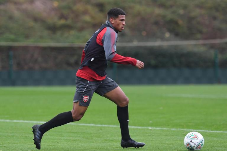 Marcus McGuane's journey from Arsenal to Barcelona