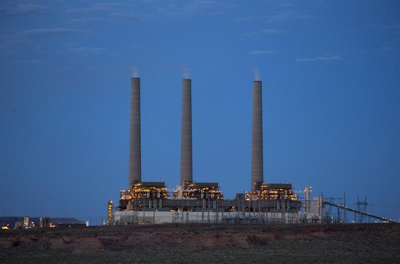 Largest coal plant in the West shuts down, dealing financial losses to Native American tribes