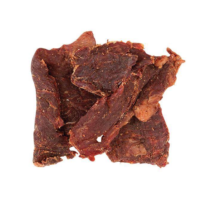 """<p><b>Wagyu Beef Jerky</b></p><p>New Mexican Wagyu is marinated in black pepper and maple syrup before being smoked over hardwood. <i><a href=""""http://www.mouth.com/products/wagyu-beef-jerky#variant=1482442692"""" rel=""""nofollow noopener"""" target=""""_blank"""" data-ylk=""""slk:$16, Mouth.com"""" class=""""link rapid-noclick-resp"""">$16, Mouth.com</a></i></p><p><b><br></b></p><p><br></p>"""