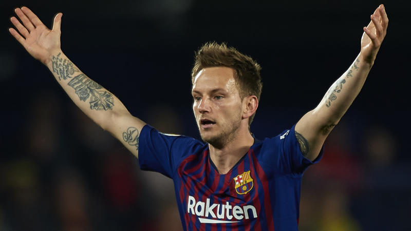 'I'm not here to walk round the city and enjoy the beach' – Rakitic fires Barcelona warning