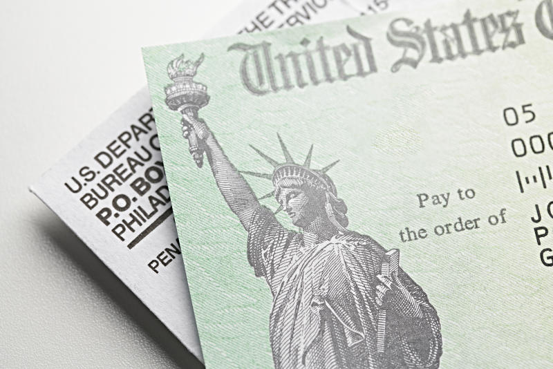 When your second stimulus check could arrive—once Congress actually passes a new relief bill
