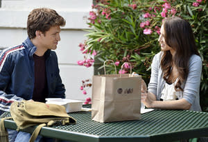 Keegan Allen and Troian Bellisario | Photo Credits: Eric McCandless/ABC Family