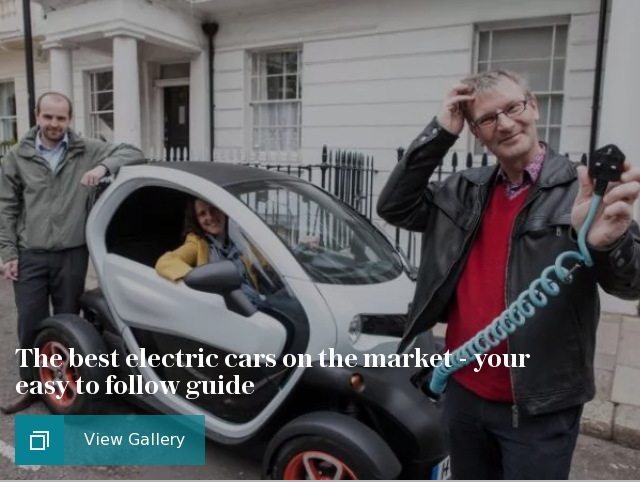 The best electric cars on the market - your easy to follow guide