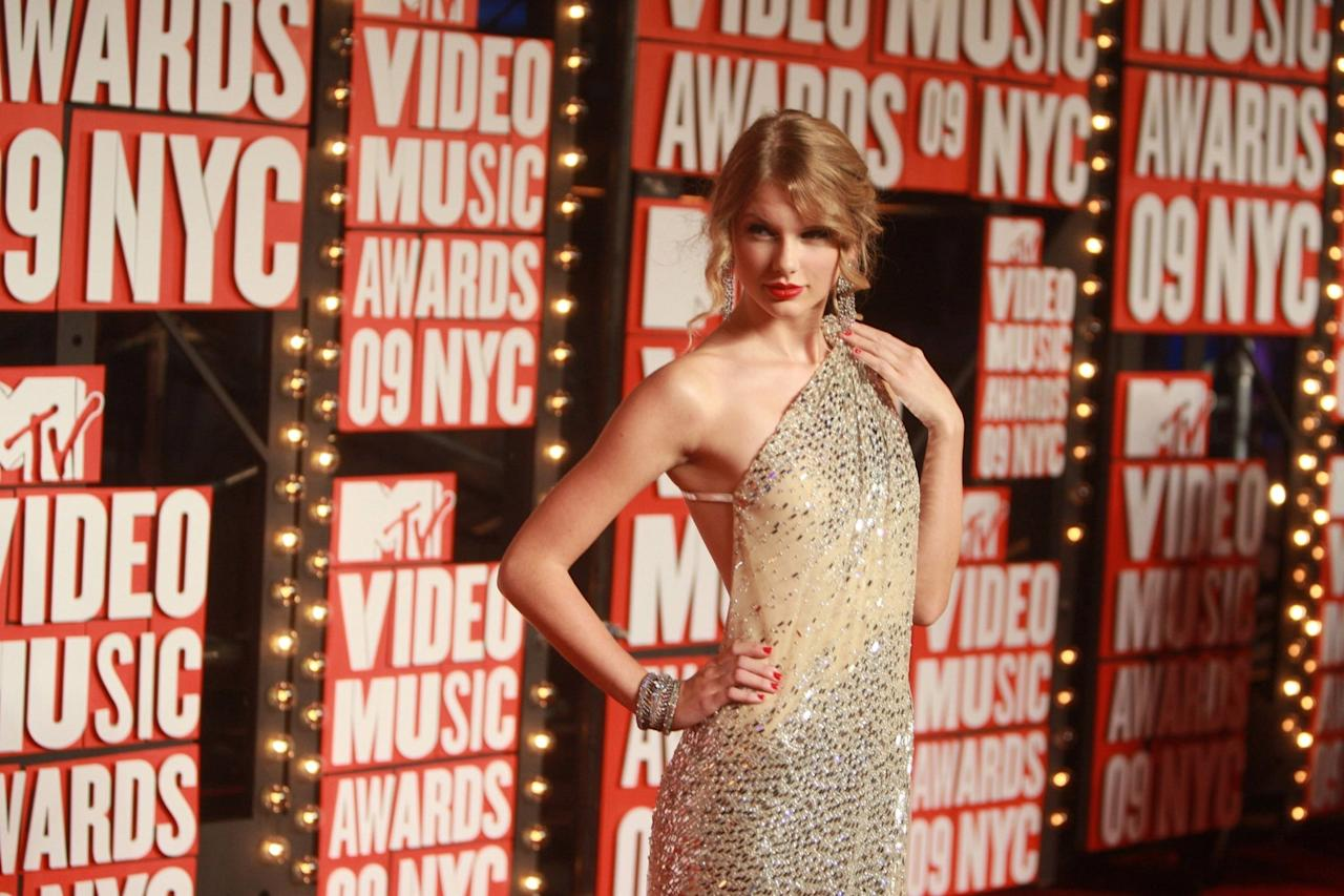 """<p>With <a href=""""https://www.popsugar.com/entertainment/Taylor-Swift-Lover-Album-Review-46533740"""" class=""""ga-track"""" data-ga-category=""""Related"""" data-ga-label=""""http://www.popsugar.com/entertainment/Taylor-Swift-Lover-Album-Review-46533740"""" data-ga-action=""""In-Line Links"""">the release of her <strong>Lover</strong> album</a> in August 2019, Swift shared some of <a href=""""https://www.popsugar.com/celebrity/Taylor-Swift-Diary-Entries-Lover-Deluxe-Album-46535878"""" class=""""ga-track"""" data-ga-category=""""Related"""" data-ga-label=""""http://www.popsugar.com/celebrity/Taylor-Swift-Diary-Entries-Lover-Deluxe-Album-46535878"""" data-ga-action=""""In-Line Links"""">the stacks upon stacks of journals and diaries she kept growing up</a>, hilariously revealing in <strong>Miss Americana</strong> that she actually once used to write in them with a brass quill pen and ink. Aside from original lyrics, the bulk of what she wrote about was her need to be liked: """"It was all I wrote about. It was all I wanted,"""" she explains in the documentary. The need to be thought of as good was the belief system she subscribed to. """"I became the person who everyone wanted me to be.""""</p> <p>When <a href=""""https://www.popsugar.com/celebrity/Taylor-Swift-Kanye-West-Kim-Kardashian-Feud-Details-42002630"""" class=""""ga-track"""" data-ga-category=""""Related"""" data-ga-label=""""http://www.popsugar.com/celebrity/Taylor-Swift-Kanye-West-Kim-Kardashian-Feud-Details-42002630"""" data-ga-action=""""In-Line Links"""">the infamous MTV VMAs moment happened in 2009</a>, it changed everything. """"Kanye [West] was a catalyst for a lot of psychological paths I went down,"""" she says. """"I thought they were booing me. The whole crowd booing is a pretty formative experience."""" Swift believed she was only here because she worked hard and was nice to people, saying, """"The reason why the backlash hurt so much is because that used to be all I had.""""</p>"""