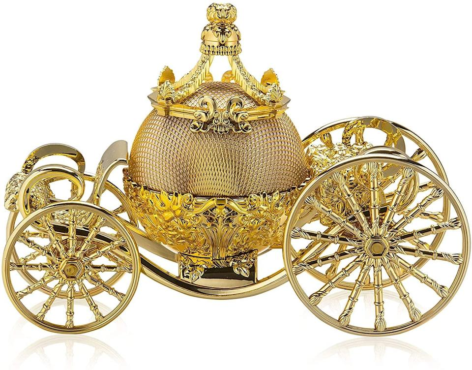 <p>If you love Disney, the <span>Cinderella Carriage Bluetooth Speaker</span> ($50) is a stunning work of art.</p>