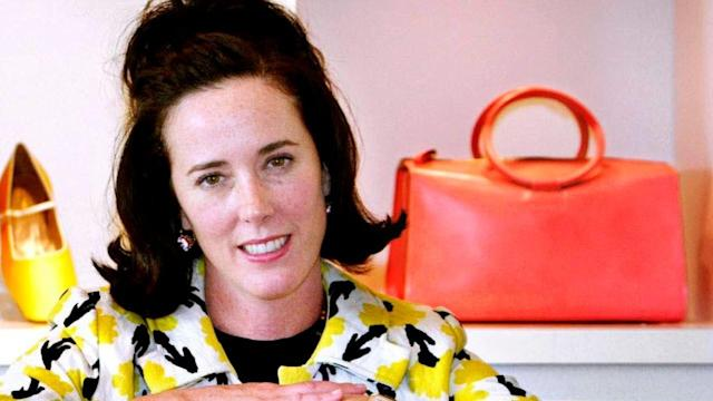Designer Kate Spade was found dead in her home from suicide on June 5. Her father passed away the night before her funeral. (Photo: Getty Images)