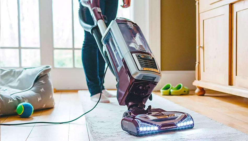 You can really clean up at Kohl's Shark vacuum sale — it has layers of savings, but only for a few more days! (Photo: Kohl's)