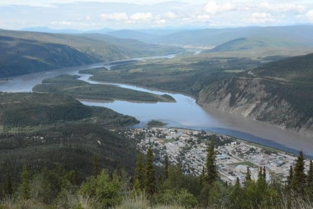 Forty-one-year-old Kevin EdwardMcGowan of B.C. was killed in Dawson City, Yukon, in April 2018.  (Philippe Morin/CBC - image credit)