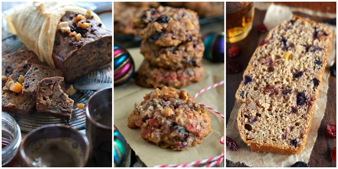 <p>Trust us: These tasty recipes will make a fruitcake fan out of you this holiday season. </p>