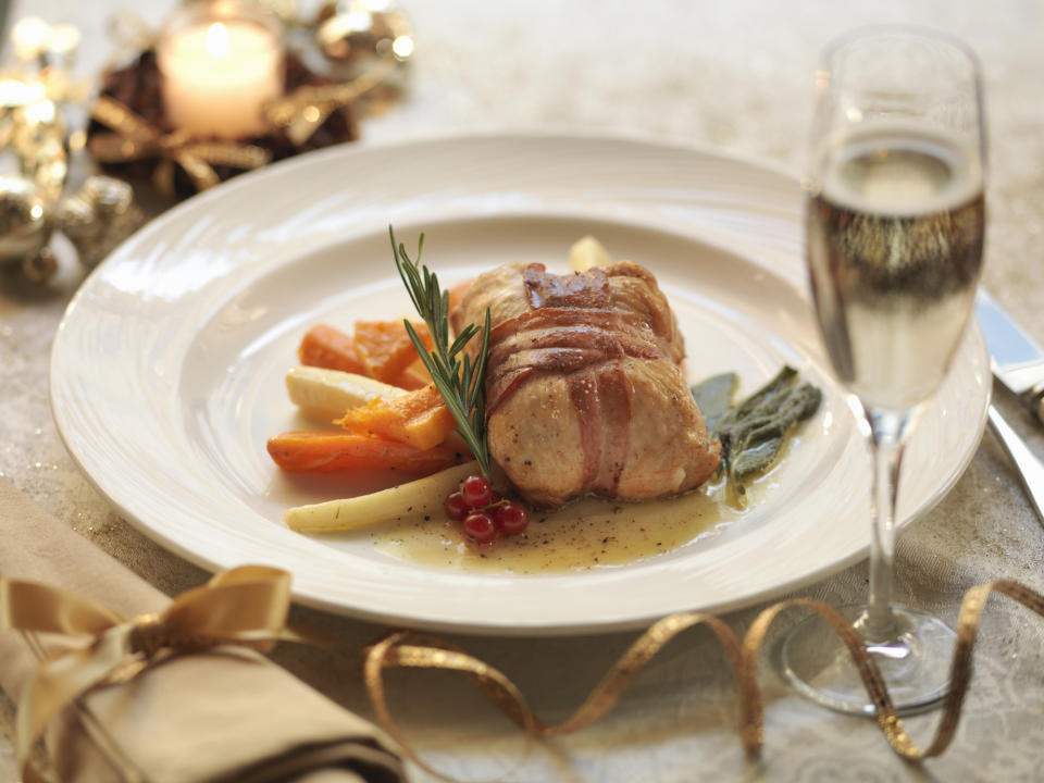 A TikTok user has shared a hack to cook Christmas dinner vegetables in the dishwasher. (Getty Images)