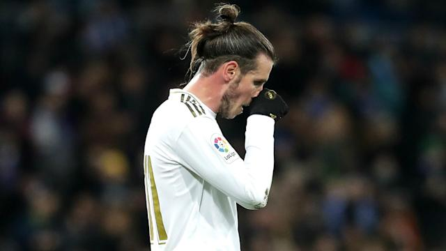 Gareth Bale was jeered by Real Madrid fans against Real Sociedad on Saturday, something Zinedine Zidane hopes is not a constant this season.