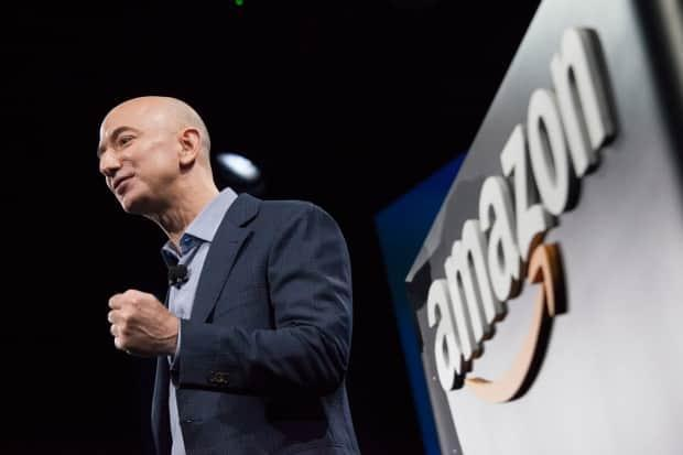 Jeff Bezos incorporated Amazon.com on July 5, 1994. Twenty-seven years later to the day, he stepped down as CEO of the company. (David Ryder/Getty Images - image credit)