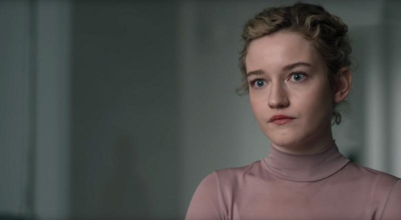 Julia Garner stars in 'The Assistant' (Photo: Bleecker Street Media / courtesy Everett Collection)