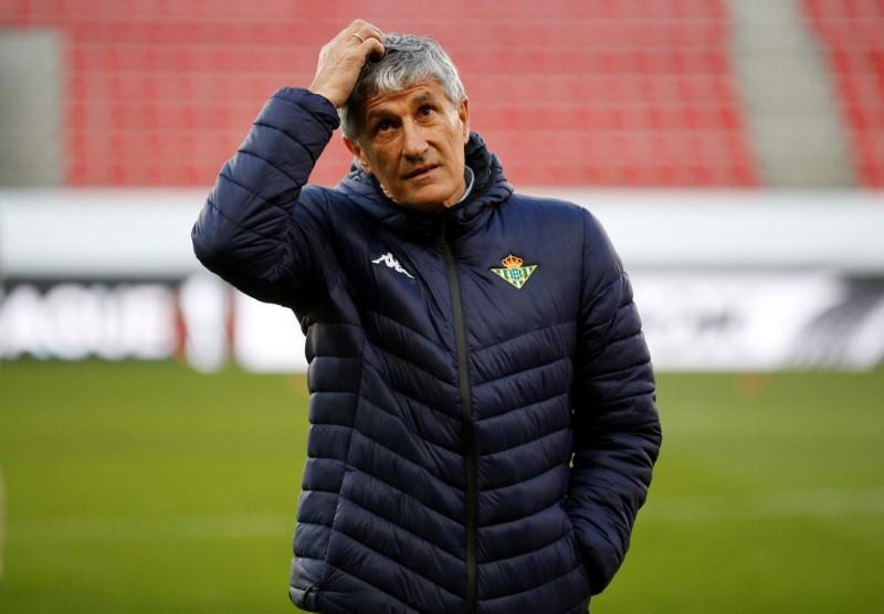 New Barca coach Setien must bring style as well as silverware