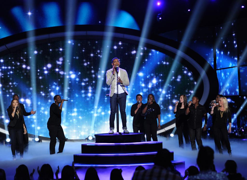 "Josh Ledet performs ""You Raise Me Up"" by Secret Garden on ""<a target=""_blank"" href=""http://tv.yahoo.com/american-idol/show/34934"">American Idol</a>."""