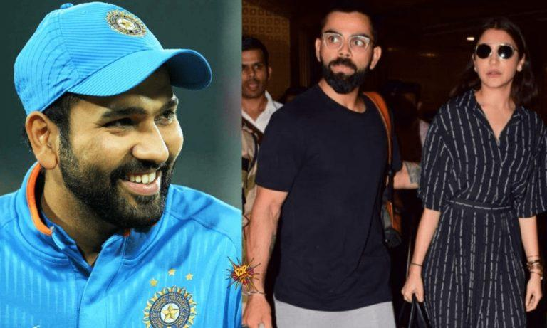 The Ongoing Virushka and Rohit Sharma Controversy : How Serious Is It?