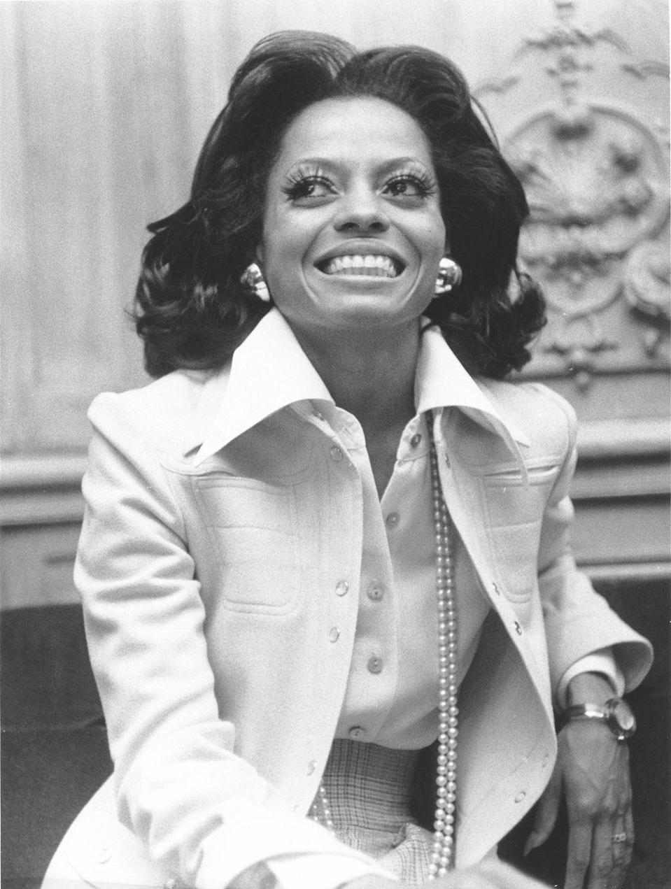 <p>After ending her on again, off again relationship with Berry Gordy, Diana Ross married her music business manager Robert Ellis Silberstein on January 20, 1971.</p>